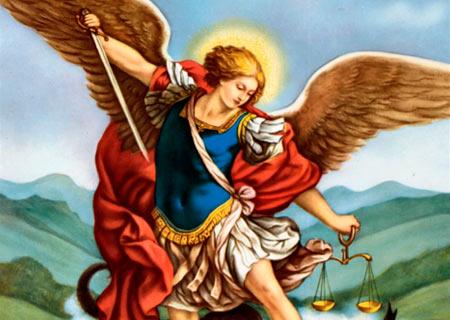 Oración Poderosa a San Miguel Arcángel