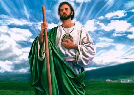 Oración poderosa a San Judas Tadeo