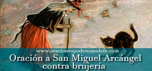 Oración a San Miguel Arcángel contra brujería