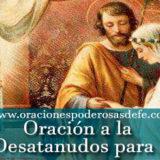 Oraciones poderosas para el amor a la Virgen Desatanudos