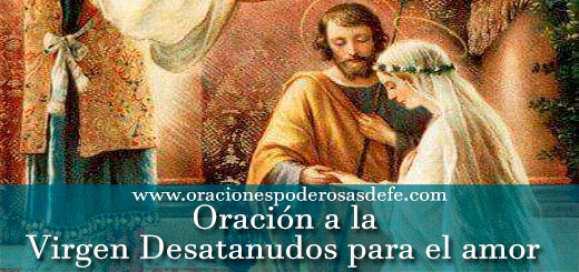 3 oraciones a la Virgen Desatanudos para el amor