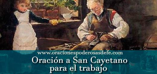 5 oraciones a San Cayetano para pedir y conseguir trabajo urgente