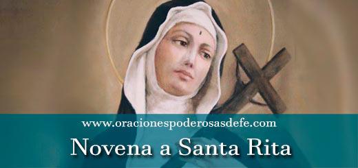 Novena a Santa Rita